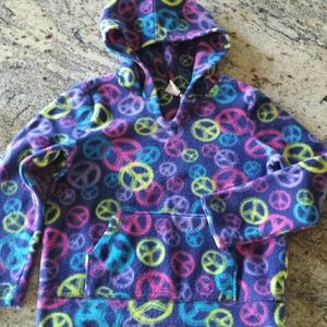Children's Place fleece hoodie